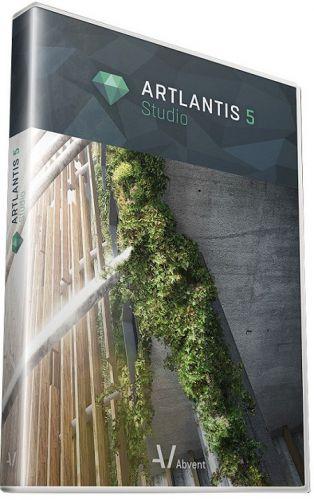 Abvent Artlantis Studio 5.1.2.7 Multilingual (3/3/2015)