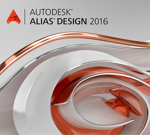Autodesk Alias Design 2016 (x64) ISO (19/03/15)