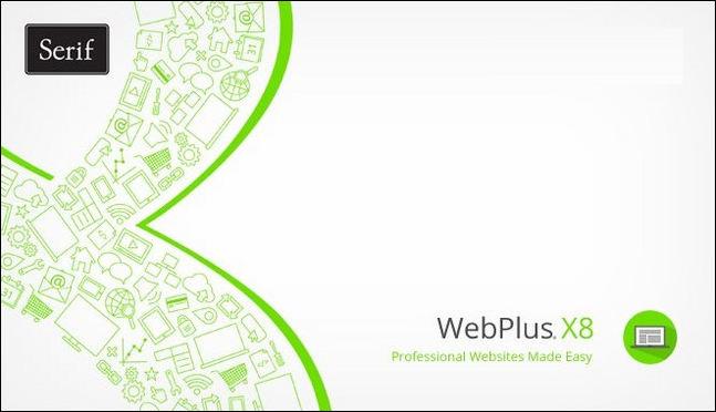 Serif WebPlus X8 16.0.2.26 (27/3/2015)