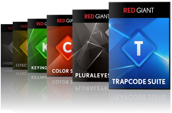 Red Giant Complete Suite for FCP X & Adobe (02.2015) (Mac OS X) 15.09.04