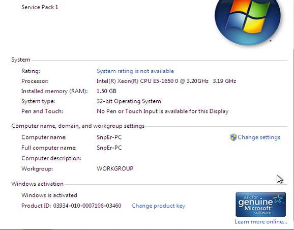 Microsoft Windows 7 Sp1 Thin PC (x86) April Multilanguage Pre-Activated (2/5/2015)