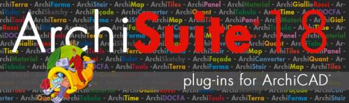 Archisuite for Archicad 18 (Mac OS X) (March 5, 2015)