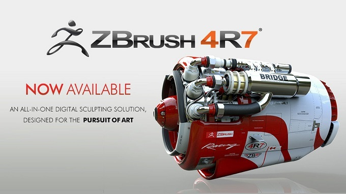 Pixologic ZBrush 4R7 (x86x64) (5/2/2015)